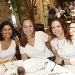 Dani Faraco, Adriana Valle e Carol Escada