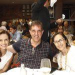 Elaine Ramos, Bernardo Schor e Gisele Taranto