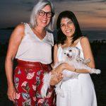 Elisa Plass e Mariana de Oliveira e Silva