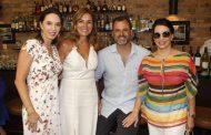 Esther Schattan e equipe Ornare realizam almoço no Gero Ipanema
