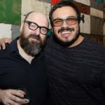 Felipe Hirsch e Luis Lobianco