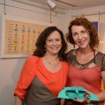 Isabela Scorzelli e Marcia Maidin