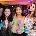 Natasha Amorim, Isabella Selaimen e Daniela Ferreira