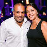 Nunu Rodrigues e Shirley Carvalho