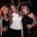 Patricia Hall, Marcia Verissimo e Eva Taquechel