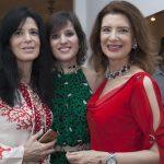 Paula Cleophas, Constança Bastos e Fernanda Bastos
