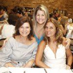Paula Neder, Patricia Galvão e Monica Gervasio