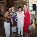 Raquel Resende, Marina Felfelli, Micheline Thome e Karina Nigri