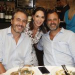 Sergio Conde Caldas, Esther Schattan e Erick Figueira de Mello
