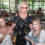 Teresa Cristina Simões, Viviane Cohen e Ghai Cury