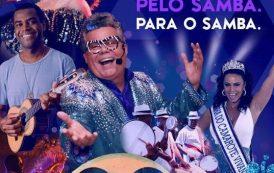 CamaroteVivant! estreia na Sapucaí comAlcione, Moacyr Luz, Mariene de Castro e muito mais!