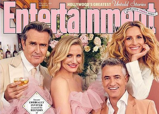 """20 anos do """"casamento"""" mais famoso do cinema"""