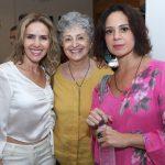 Leona Cavalli, Ana Lucia Torre e Vanessa Gerbelli