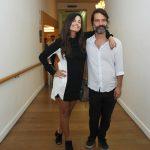 Emanuelle Araujo e Guilherme Monteiro