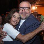 Betty Faria e Marcus Montenegro
