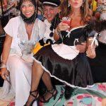 Angela Nascimento, Sebastião Amaral e Beth Andrade