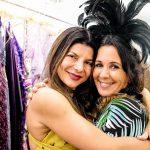 Claudia Jatahy e Carla Garan