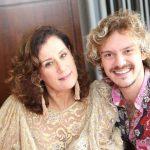 Claudia Wilderberg e Iuri Ribeiro