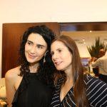 Cristiane Machado e Evelyn Montesano