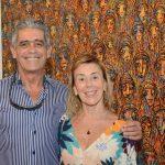 Fábio Kerr e Angela Valle
