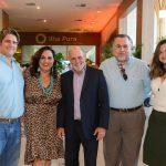 Carlos Fernando Andrade de Carvalho, Yone Berardo, Ricardo Correa, Claudio Magnavitta e Amanda Cabral