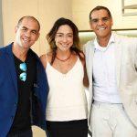 Felipe Campos, Ana Paula Iespa e Alex de Oliveira