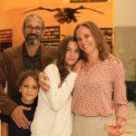 Helcio Pugliese Gui, Maya e Jennifer Maclaughlin