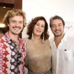 Iuri Ribeiro Claudia Wilderberg e Carlos Vieira