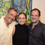 Jorge Barata, Zian Zein e Popo Guise