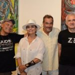 Kakati Paiva, BB Schmitt, Jorge Barata e Márcio Atherino