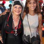Katia D'angelo e Fatima Priolli