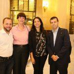 Marcelo Fernandes , Selma Silva , Karen Machado e Josemar Meirelles