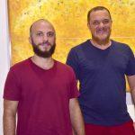 Rodrigo Castro e José Carlos Garcia