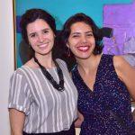 Bibiana Macedo e Juliana Braga