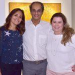 Gaby Indio, Luiz Eduardo Indio da Costa e Cassia Bomeny