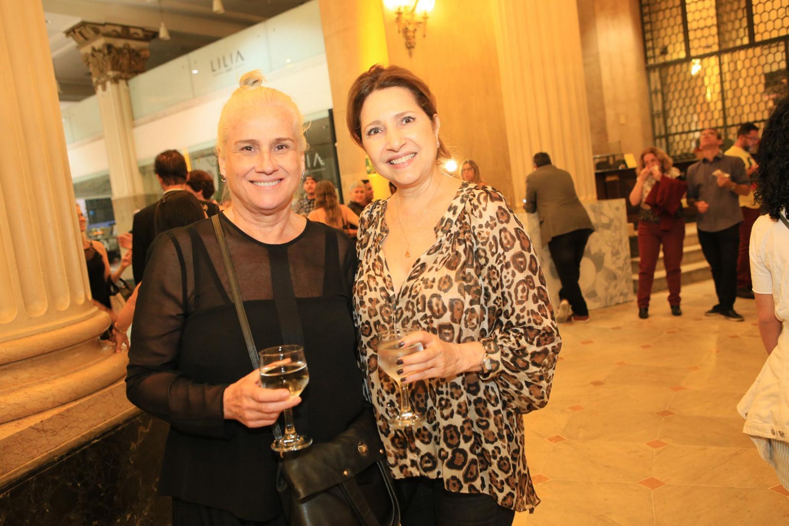 Vera Holtz e Malu Valle prestigiam expo do Estudio Dreamworks Animation