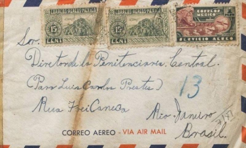 Cartas trocadas entre  Luiz Carlos Prestes e Olga Benário devem ficar com Anita Leocádia Prestes