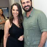 Adriana Canton e Marcelo Dadoorian