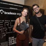 Agatha Moreira e Rodrigo Simas