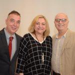 Bayard Boiteux, Bernardete Simonelli e Alberto Sabino