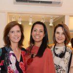 Cristina Paulino, Lise Leal e Toia Lemann