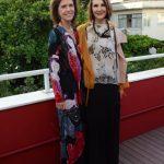 Cristina Paulino e Toia Lemann