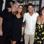 Marcello Lobato , Patricia Secco , Maurício Pessoa e Flavia Gandelman