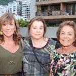 Eva Taquechel, Anette Coutinho e Ana Brey