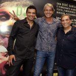 Fioravante Almeida, Alexandre Borges e Dedé Santana
