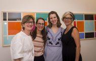 Mul.ti.plo abre exposição com obras de Célia Euvaldo,  Elizabeth Jobim, Ester Grinspum e Renata Tassinari
