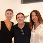 Giselle Wittmann, Marcelo Valls e Claudia Gori
