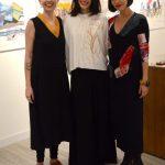 Giselle Wittmann, Renata Müller e Karen Alves