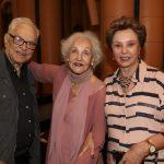 Rogério Froes, Monah Delacy e Lélia