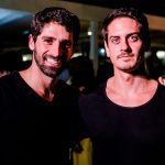 Jc Lopes e Victor Junqueira